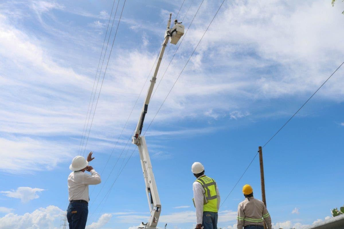 Estas son las localidades donde no habrá servicio eléctrico este sábado