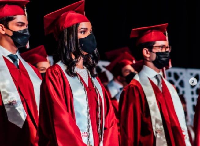 Margarita Cedeño por graduación de hija: Quebré el techo de cristal para ti
