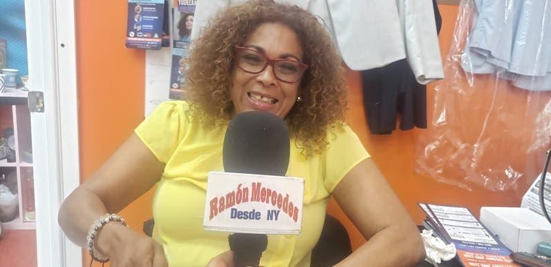 Yudelka Tapia asegura 30 años de lucha comunitaria garantiza apoyo de mayoría votantes Distrito 14