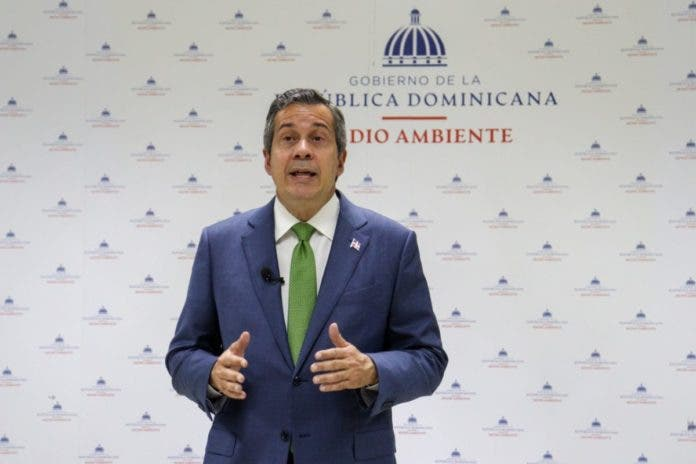 ministro Orlando Jorge Mera/ Fuente externa