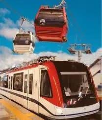 Nuevos horarios del Metro y Teleférico de Santo Domingo durante fines de semana