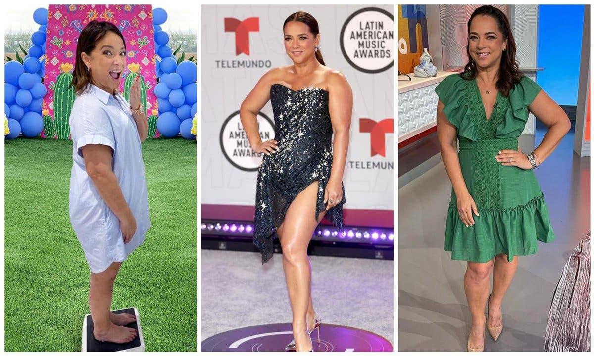 Adamari López revela la rutina de ejercicios que la hizo perder decenas de libras