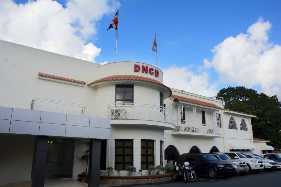 DNCD ocupa 169 paquetes de droga en Arroyo Hondo