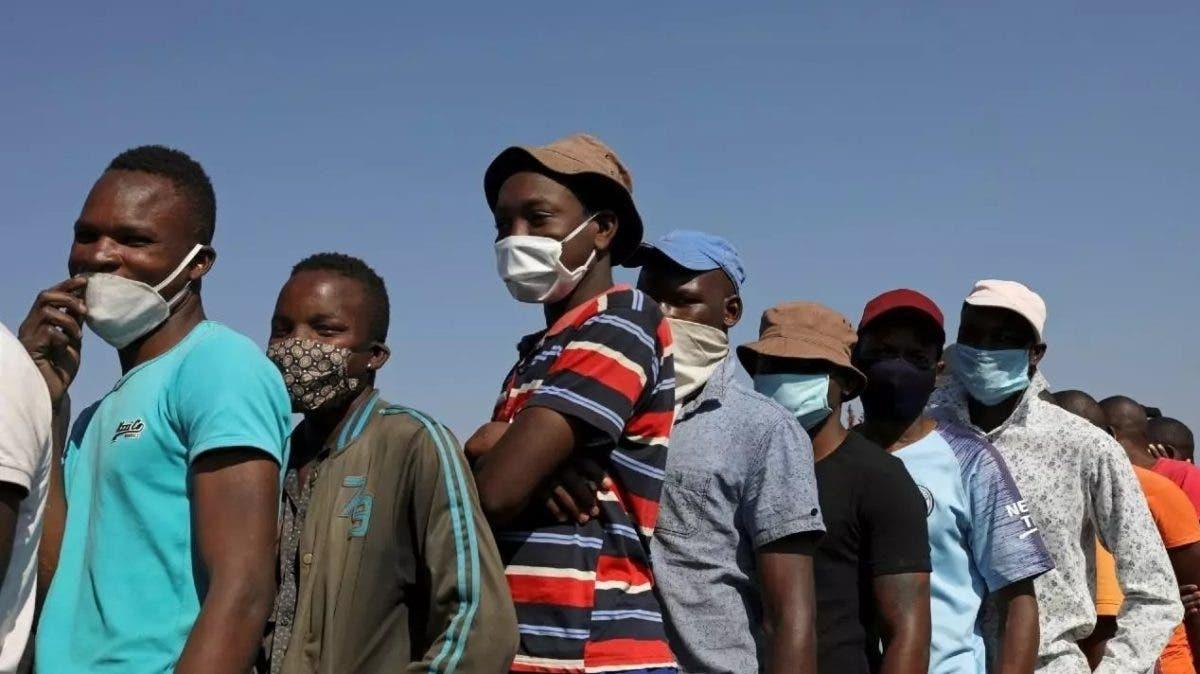 OMS avisa de la amenaza de una tercera ola de covid-19 en África
