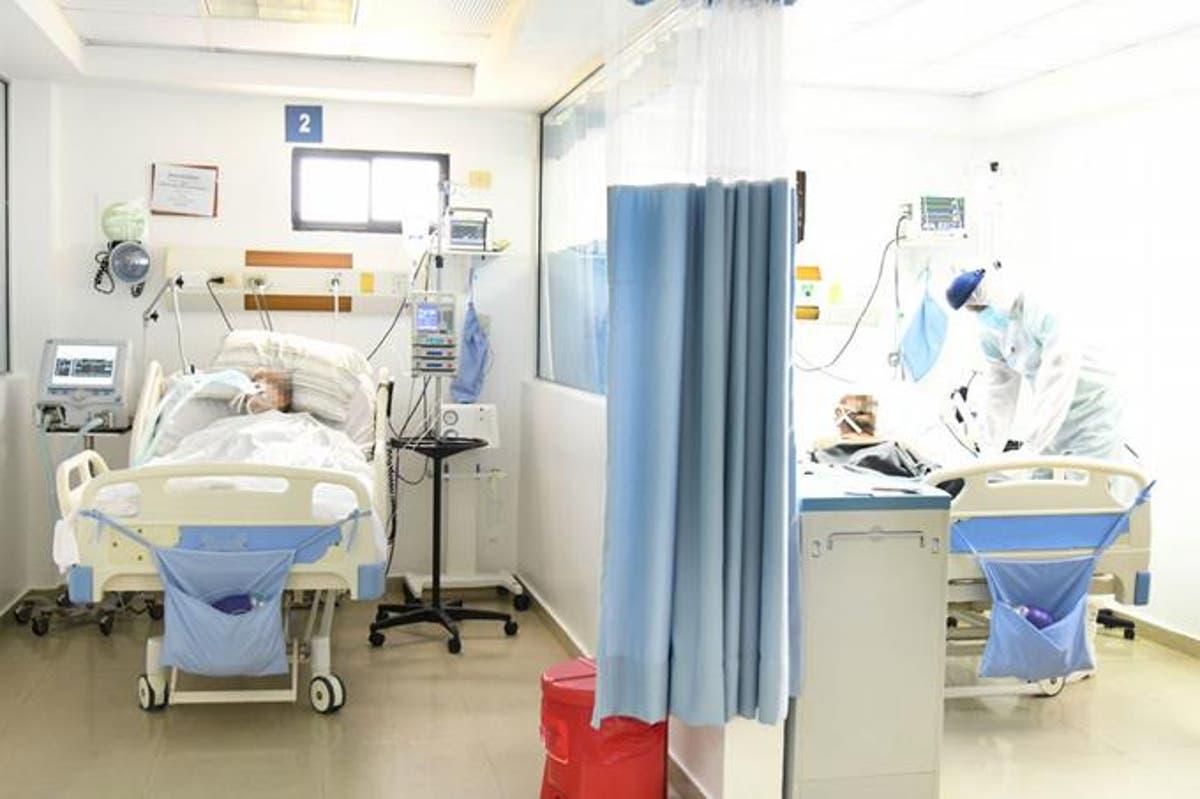 Baja ocupación camas UCI y ventiladores; reportan 858 nuevos casos COVID
