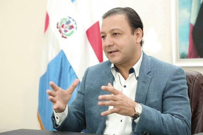 Alcalde Abel Martínez/ fuente externa