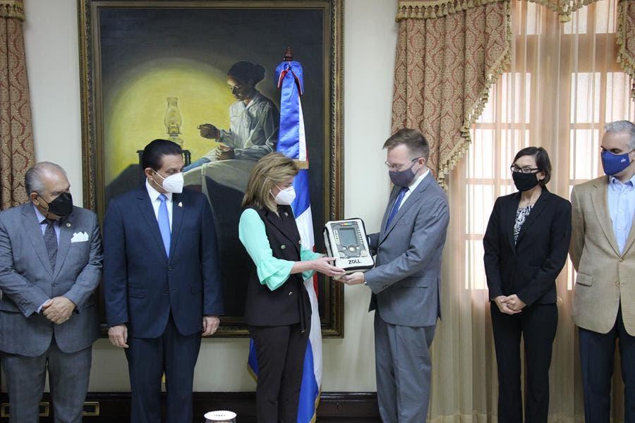 EE.UU dona 17 ventiladores a República Dominicana en apoyo a la lucha contra el COVID-19