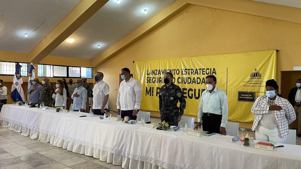 Seguridad Ciudadana| Instalan tres centros de acopio para recepción de armas ilegales en Cristo Rey