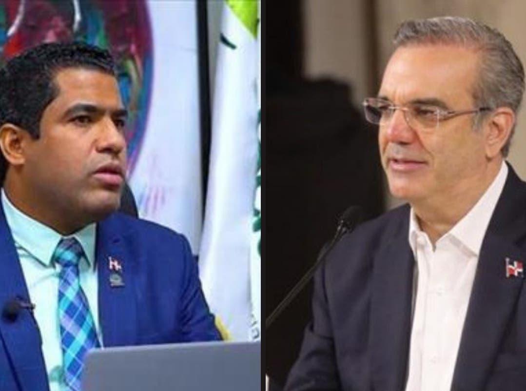 Guido Gómez Mazara: Fue error de Luis Abinader poner a Dicent al frente de la Lotería Nacional