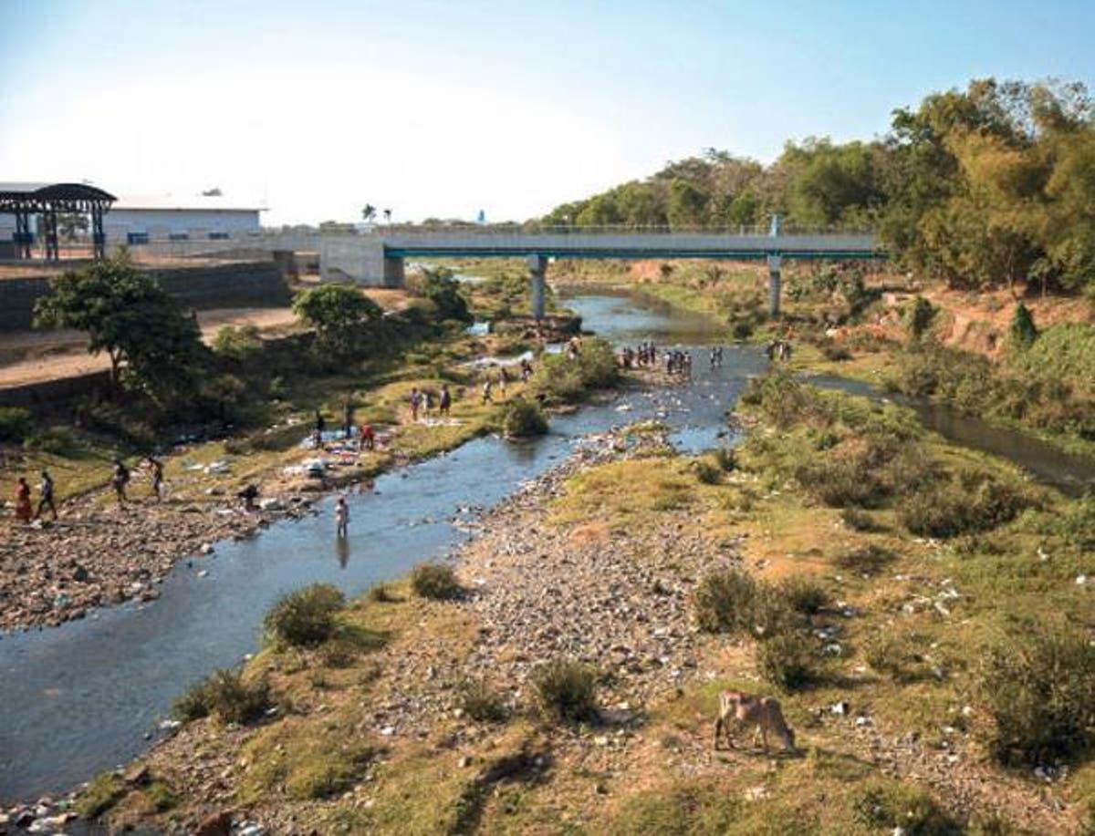Río Masacre: agua que genere vida para República Dominicana y Haití
