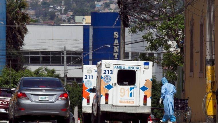 Honduras confirma primer caso de hongo negro en paciente recuperado de covid