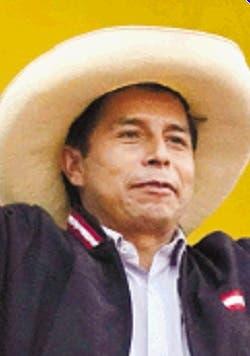 Pedro Castillo se aproxima al triunfo electoral Perú