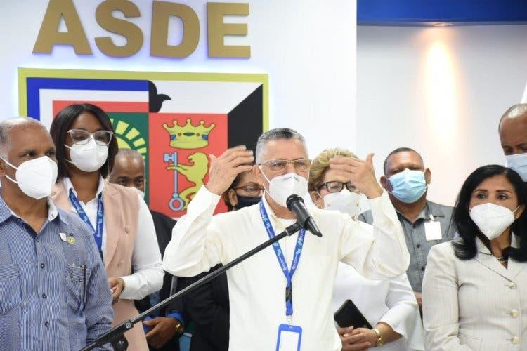 Gobierno y Ayuntamiento SDE construirán planta para industrializar residuos sólidos