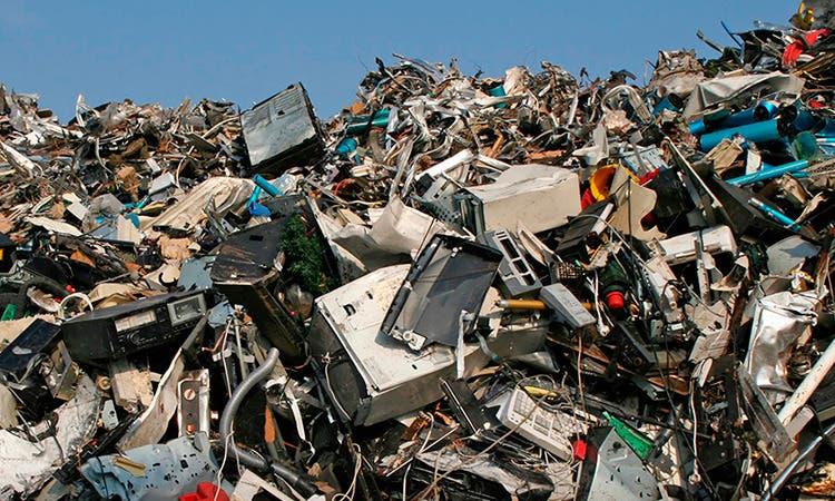 República Dominicana genera una gran cantidad de basura electrónica