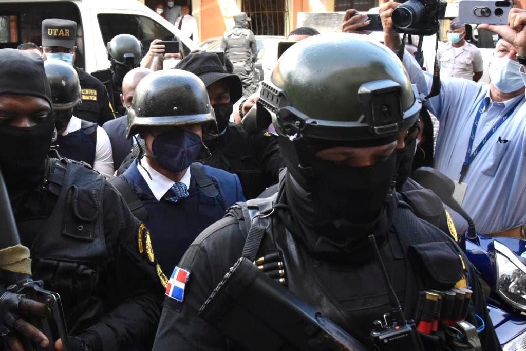 Tras 14 días privado de su libertad llega el turno de Jean Alain de presentar alegatos de defensa