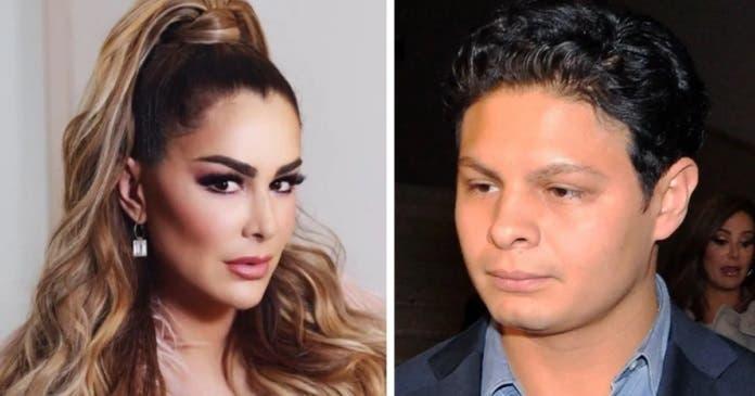 Ninel Conde pierde demanda por violencia doméstica contra Giovanni Medina