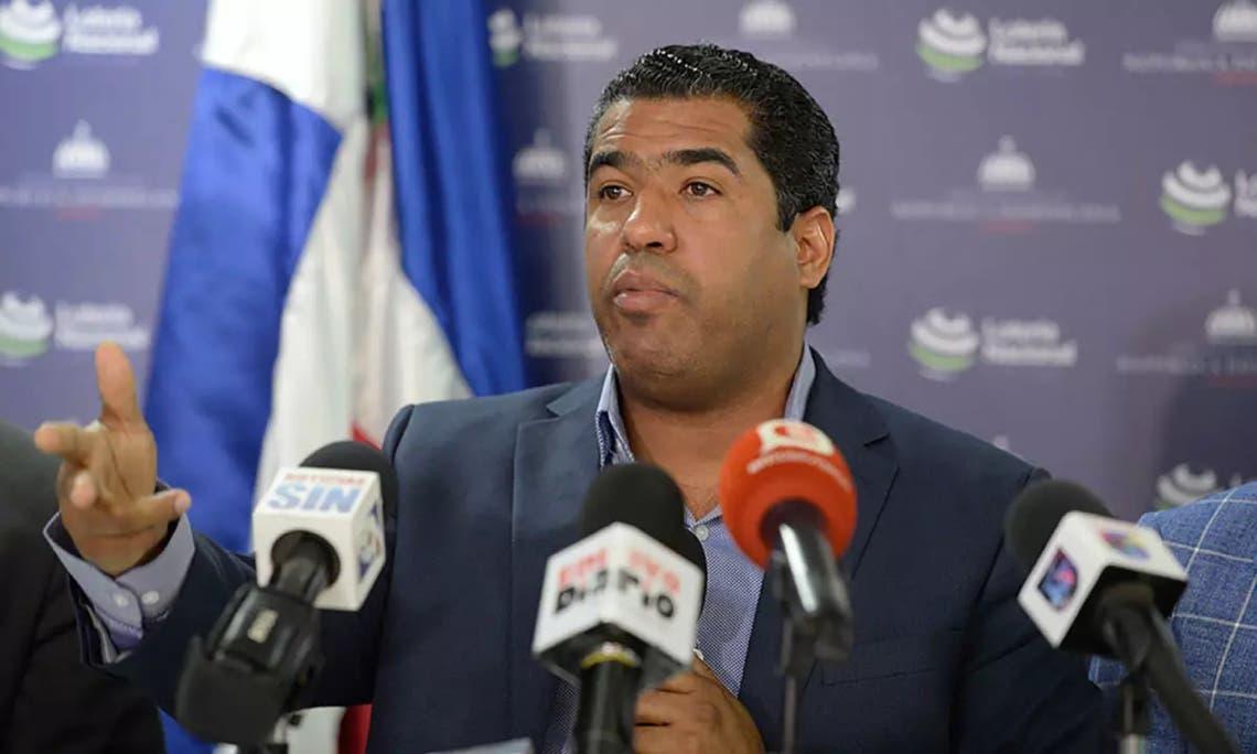 Presidente Abinader destituye a Luis Maisichell Dicent de la Lotería Nacional