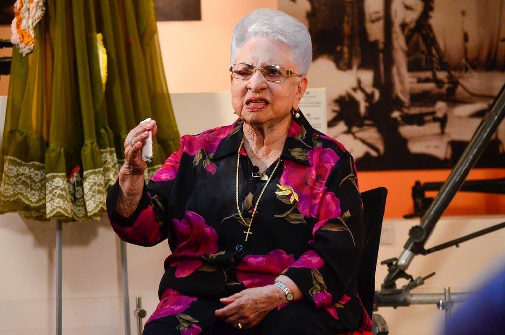 María Cristina Camilo pensó que ACROARTE le había entregado el Gran Soberano