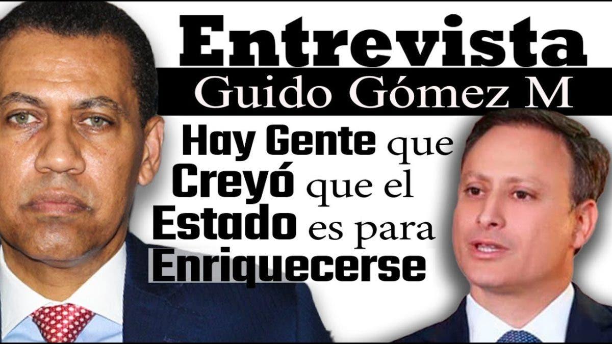 Entrevista a Guido Gómez Mazara en el programa Telematutino 11