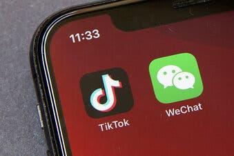 China complacida por decisión de EEUU sobre apps