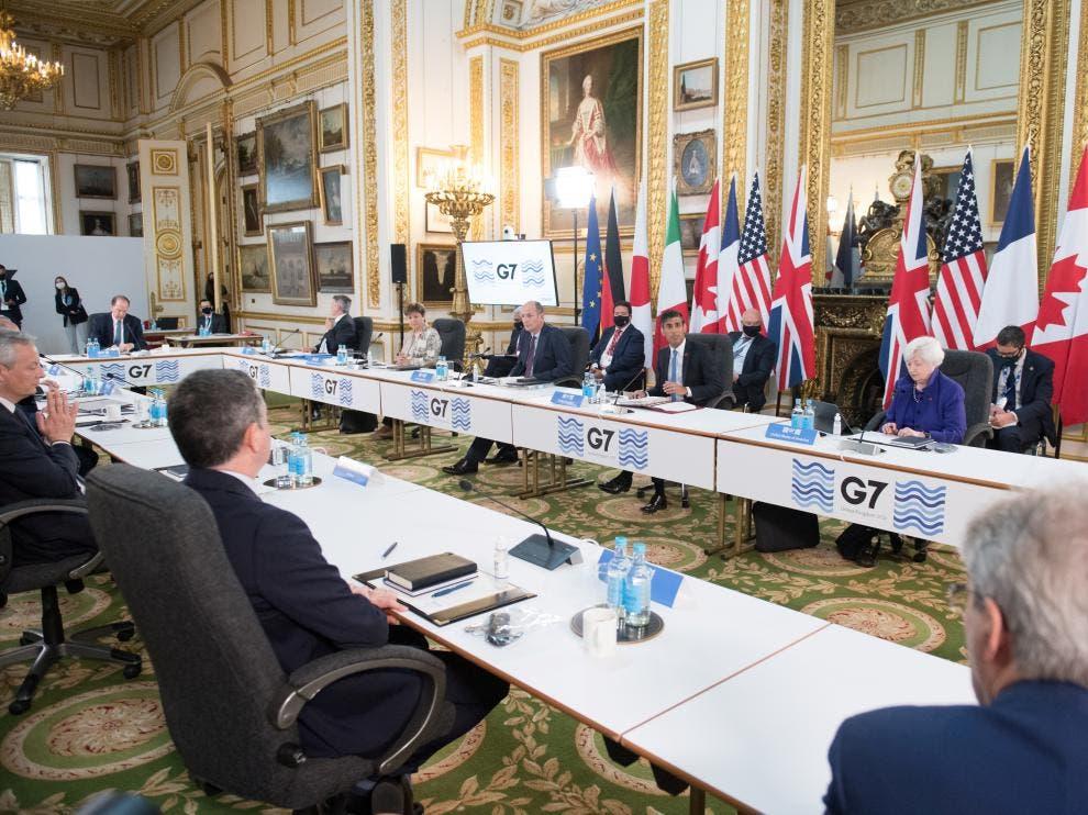 ¿Quién y qué se negocia en la reforma de la fiscalidad internacional?