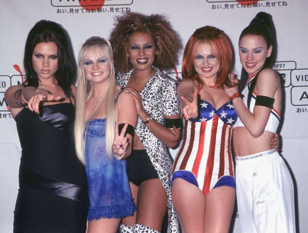 Las «Spice Girls» 20 años después