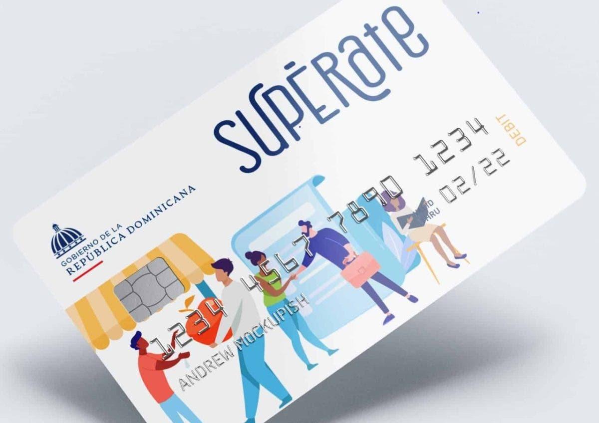 Mañana lanzan el programa de asistencia social ¨Supérate¨