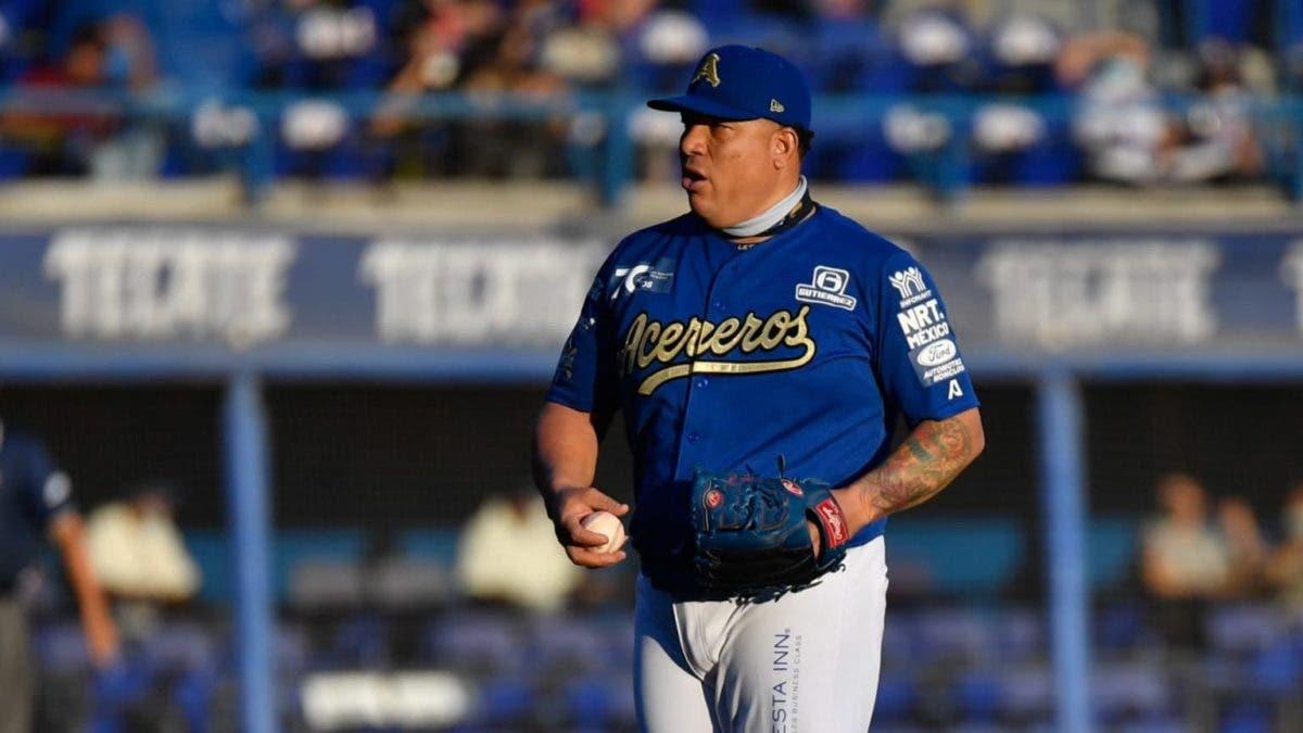 Bartolo Colón sigue desafiando los años en México