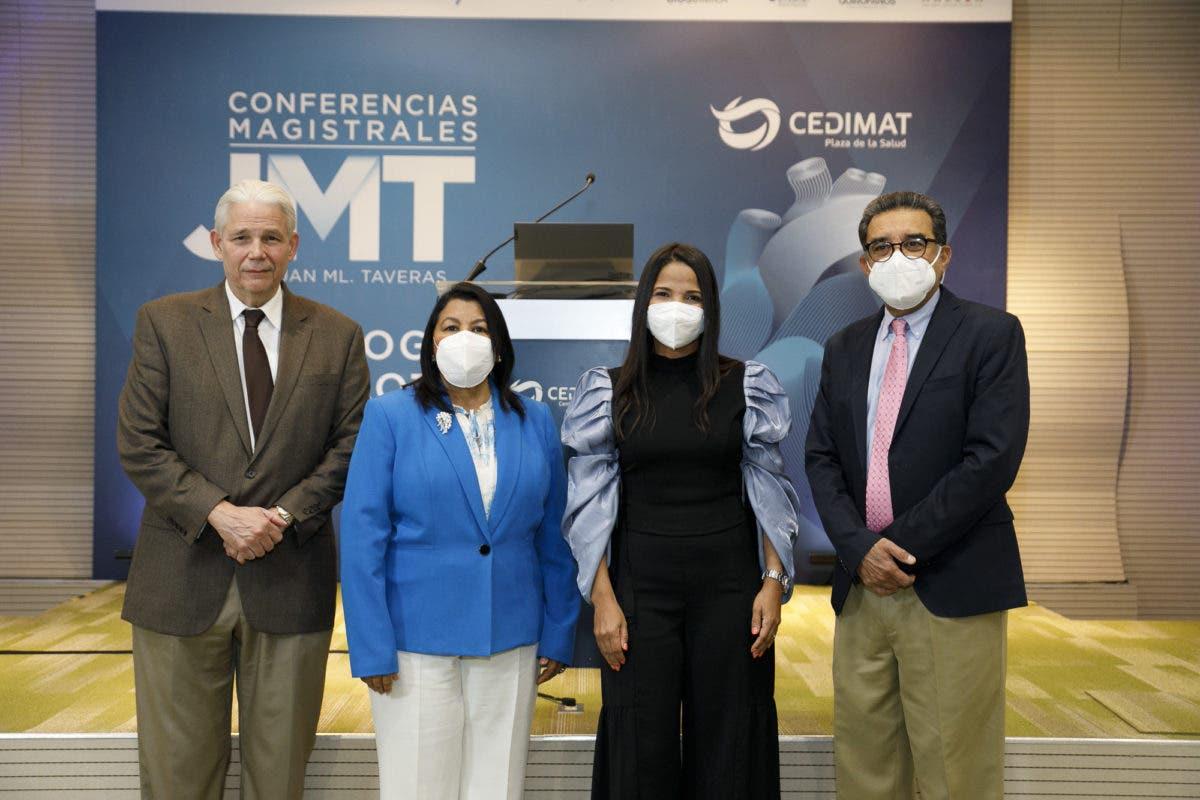 CEDIMAT realiza conferencias magistrales a favor de la salud cardiovascular pediátrica