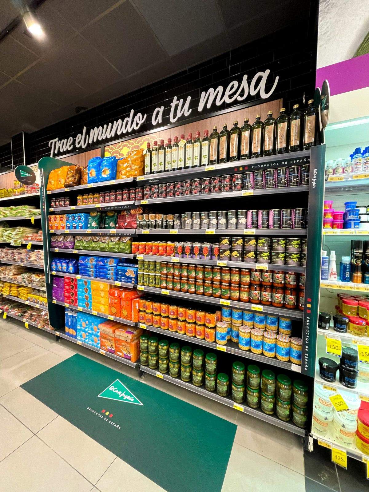 El Corte Inglés llega a República Dominicana de la mano de Vima Foods