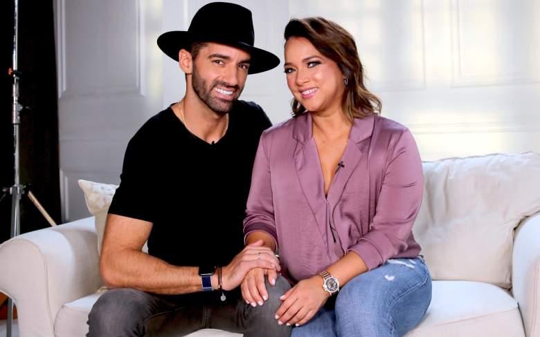 Adamari López y Toni Costa vacacionan juntos en Italia