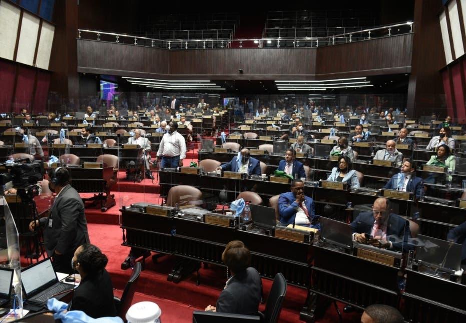 PLD instruye a sus legisladores no aprobar «un préstamo más» al gobierno de Abinader