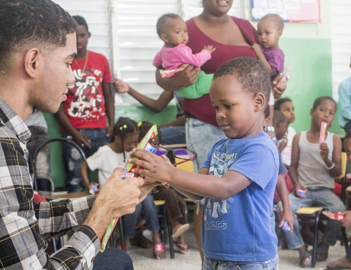 Benjamín Bocio primer dominicano en recibir «The Diana Award»