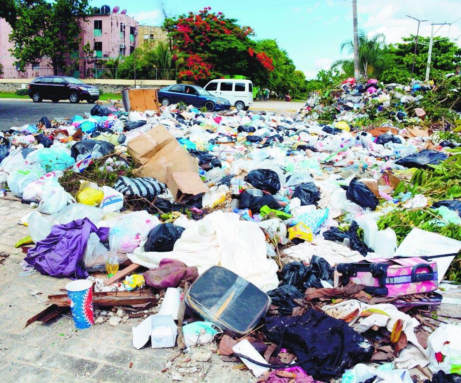 Alpaís pide acciones inmediatas por basura en SDE