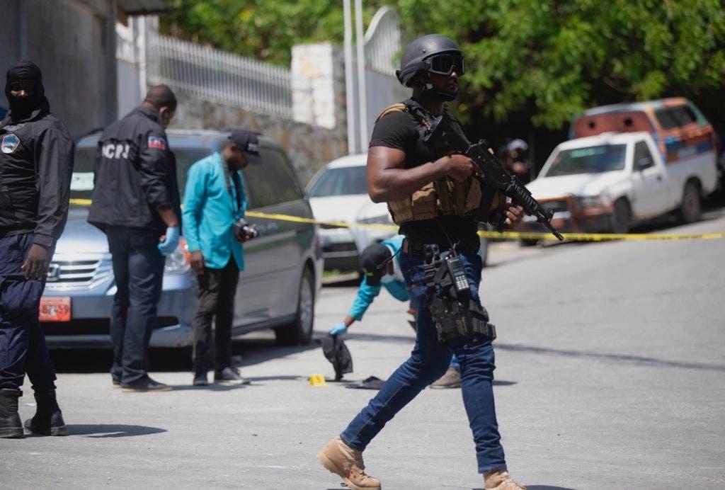 Autoridades de Haití dicen también había haitianos en grupo de atacantes contra Jovenel Moise