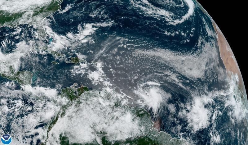 La tormenta tropical Elsa se fortalece en el Caribe