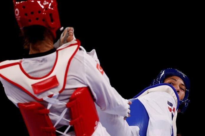 La dominicana Katherine Rodríguez cae en repesca y queda sin opción a medalla