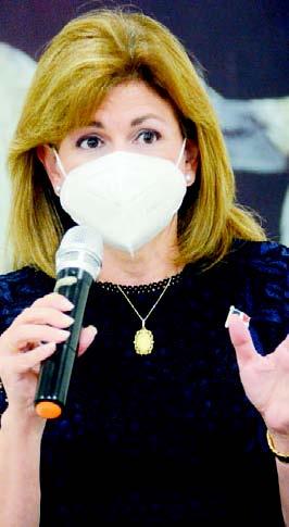 Vicepresidenta llama aunar esfuerzos  y aumentar vacunación