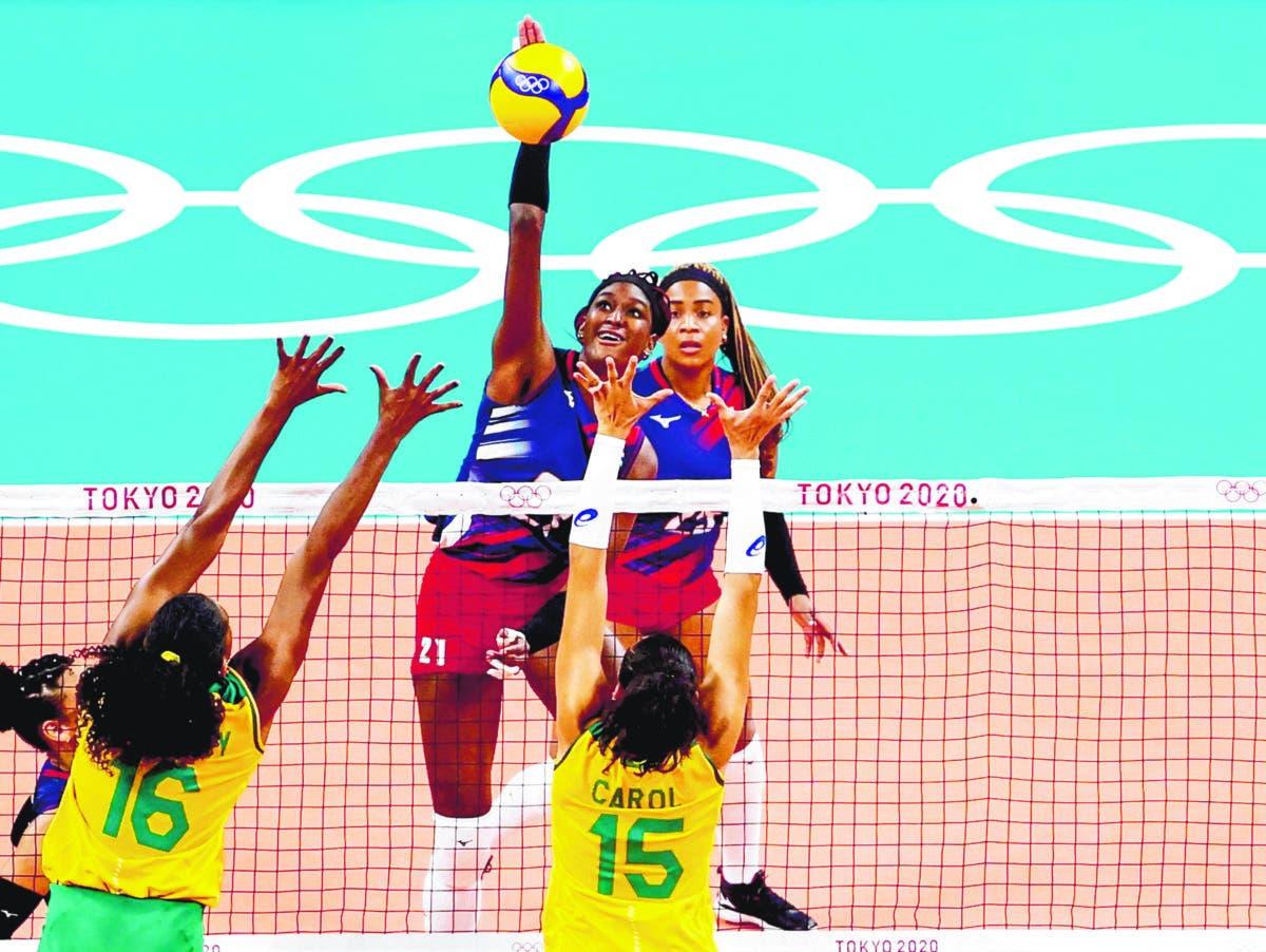 Las Reinas del Caribe Obtienen su primera victoria en Tokio
