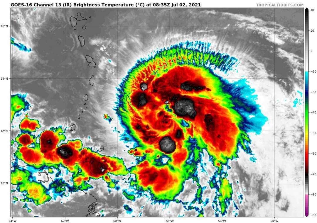 MOPC dispone plan de emergencias ante posibles desastres del huracán Elsa