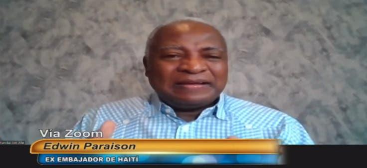 Entrevista a Edwin Paraison en el programa Uno + Uno