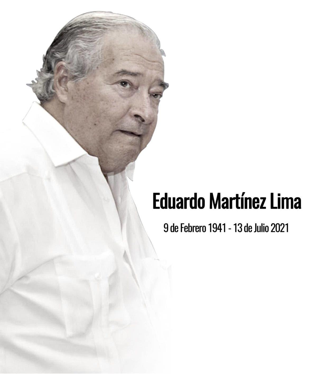 Muere Eduardo Martínez Lima, principal ejecutivo del Central Romana