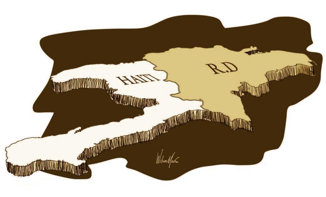 Una isla rumbo al abismo