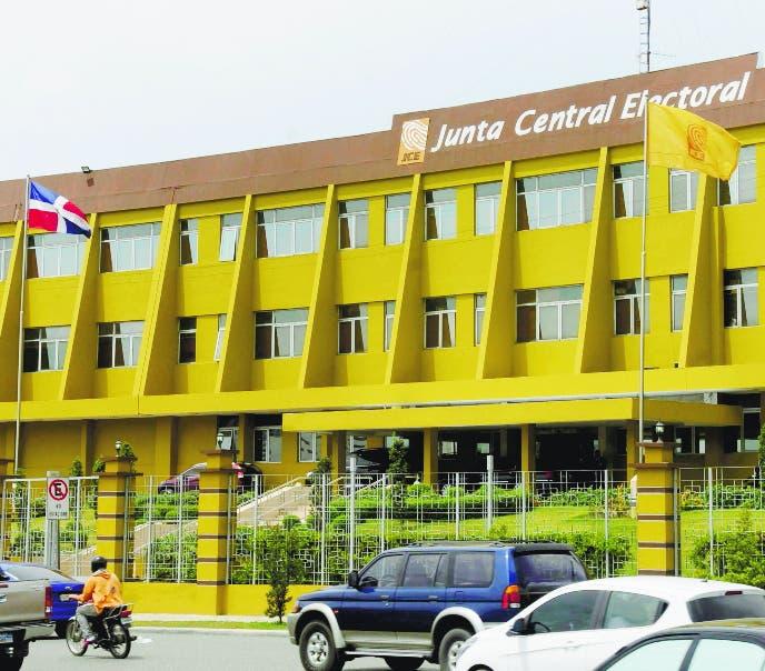 JCE reconoce a PRM, PRD, FP y PLD como partidos mayoritarios