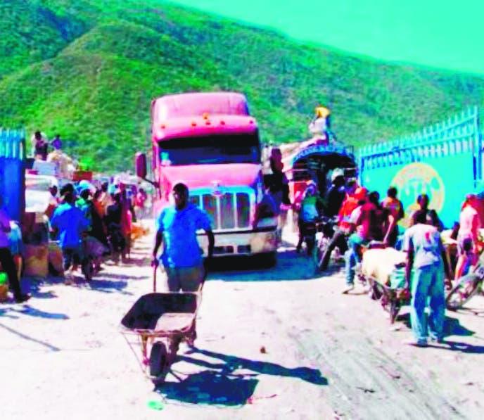 Gobierno dominicano reiniciará  exportaciones hacia Haití
