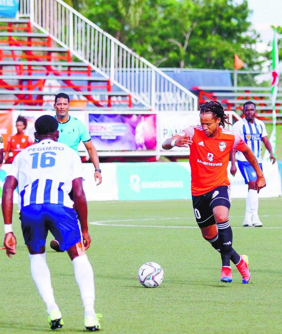 Cibao FC sigue invicto Vuelve a empatar con O&M en LDF