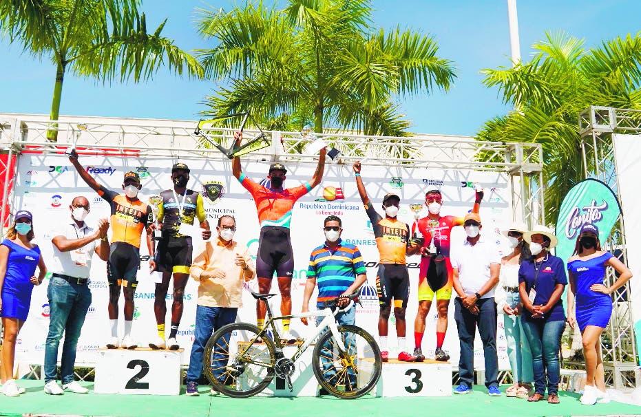 Ortiz gana Punta Cana Grand Prix