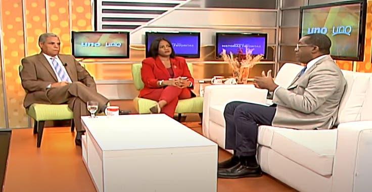 Entrevista a Antonio Ciriaco en el programa Uno + Uno