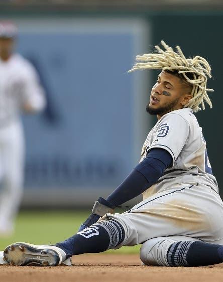 Con 20 bases robadas, Tatis Jr. superó a A-Rod