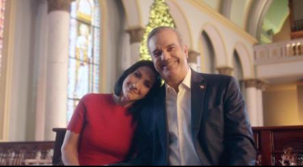 Raquel Arbaje: ¨Yo le guardo a Luis su cenita … y un dulcito¨